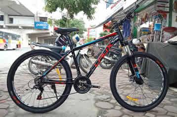 Xe đạp địa hình Laux Pioneer 2.0