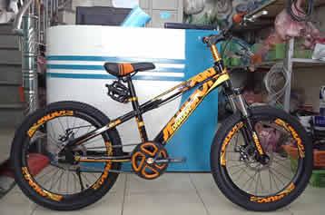 Xe đạp thể thao Dragon size 18
