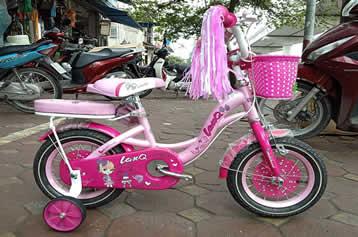 Xe đạp trẻ em LanQ size 12