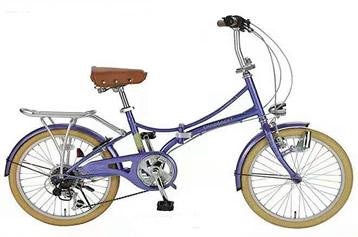 Xe đạp gấp Diamant 260